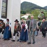 thumbs 10015 Geburtstagsfeier von Ehrenmitglied und Fahnenpatin Luise Niedermayr und Bezirksmajor Sepp Kaser