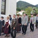 thumbs 10016 Geburtstagsfeier von Ehrenmitglied und Fahnenpatin Luise Niedermayr und Bezirksmajor Sepp Kaser