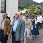 thumbs 10020 Geburtstagsfeier von Ehrenmitglied und Fahnenpatin Luise Niedermayr und Bezirksmajor Sepp Kaser