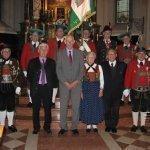 thumbs 10038 Geburtstagsfeier von Ehrenmitglied und Fahnenpatin Luise Niedermayr und Bezirksmajor Sepp Kaser