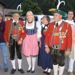 thumbs 10057 Geburtstagsfeier von Ehrenmitglied und Fahnenpatin Luise Niedermayr und Bezirksmajor Sepp Kaser