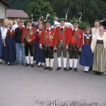 thumbs 10061 Geburtstagsfeier von Ehrenmitglied und Fahnenpatin Luise Niedermayr und Bezirksmajor Sepp Kaser