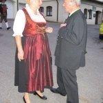 thumbs 10064 Geburtstagsfeier von Ehrenmitglied und Fahnenpatin Luise Niedermayr und Bezirksmajor Sepp Kaser