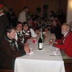 thumbs 10065 Geburtstagsfeier von Ehrenmitglied und Fahnenpatin Luise Niedermayr und Bezirksmajor Sepp Kaser