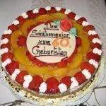 thumbs 10070 Geburtstagsfeier von Ehrenmitglied und Fahnenpatin Luise Niedermayr und Bezirksmajor Sepp Kaser