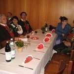 thumbs 10081 Geburtstagsfeier von Ehrenmitglied und Fahnenpatin Luise Niedermayr und Bezirksmajor Sepp Kaser