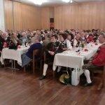 thumbs 10100 Geburtstagsfeier von Ehrenmitglied und Fahnenpatin Luise Niedermayr und Bezirksmajor Sepp Kaser