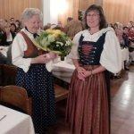 thumbs 10116 Geburtstagsfeier von Ehrenmitglied und Fahnenpatin Luise Niedermayr und Bezirksmajor Sepp Kaser