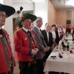 thumbs 10127 Geburtstagsfeier von Ehrenmitglied und Fahnenpatin Luise Niedermayr und Bezirksmajor Sepp Kaser