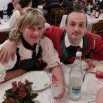 thumbs 10130 Geburtstagsfeier von Ehrenmitglied und Fahnenpatin Luise Niedermayr und Bezirksmajor Sepp Kaser