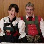 thumbs 10134 Geburtstagsfeier von Ehrenmitglied und Fahnenpatin Luise Niedermayr und Bezirksmajor Sepp Kaser