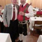 thumbs 10137 Geburtstagsfeier von Ehrenmitglied und Fahnenpatin Luise Niedermayr und Bezirksmajor Sepp Kaser