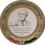 17 Scheibe Habsburg 150x150 Gedenken an Dr. Otto von Habsburg (1912   2011)